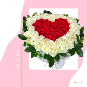 Сагстай цэцэг S-110
