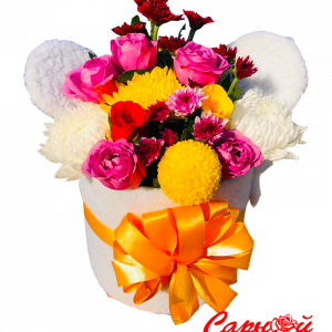 Цэцгийн цомирлог